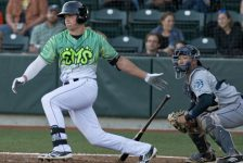 RoughRiders Blasted Emeralds On Opening Day