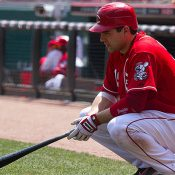 "Votto to see ""self help"" guru"