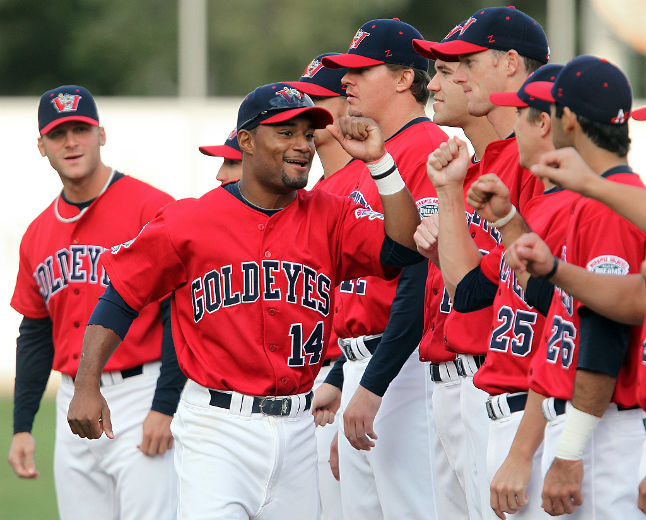 The Winnipeg Goldeyes finished the season 51-29 and lost in the Divisional Series