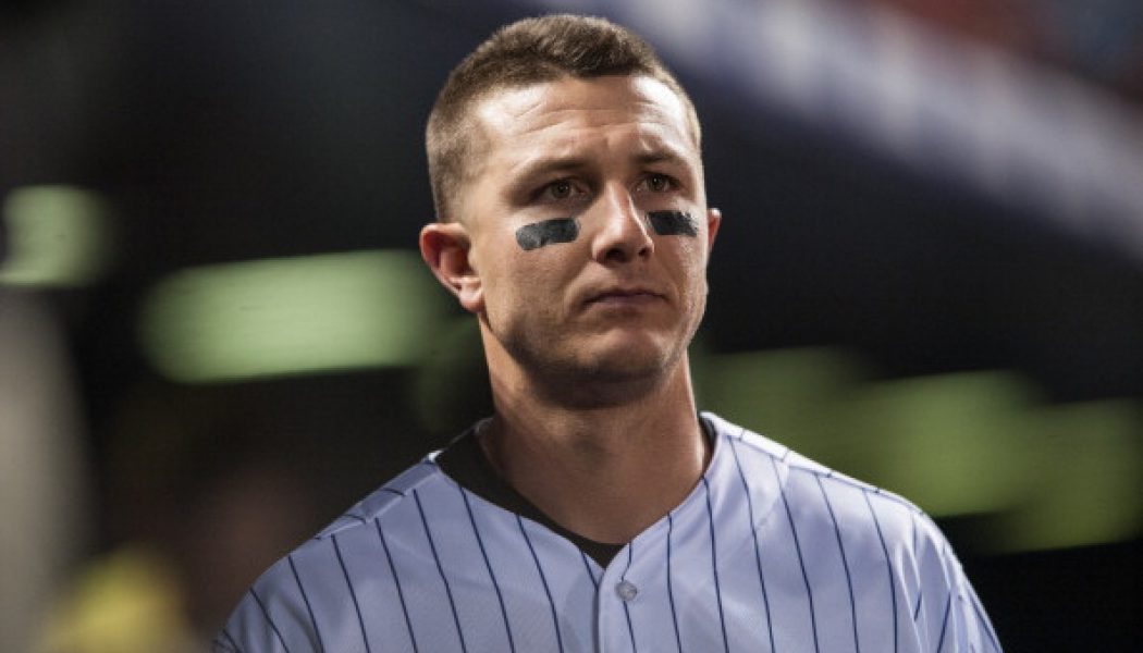 Surf Dawgs Shopping Troy Tulowitzki?