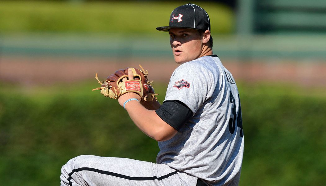 Tyler Kolek Getting a Second Chance at Big League Stardom