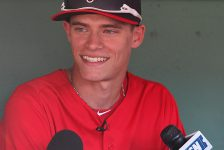 Dawgs Call Up Chase Vallot