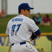 Verdugo Pitcher Of The Month