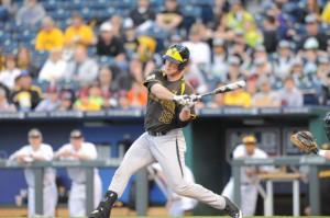 Casey Gillespie, designated hitter