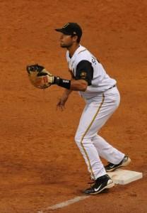 Jesús Martínez, first baseman