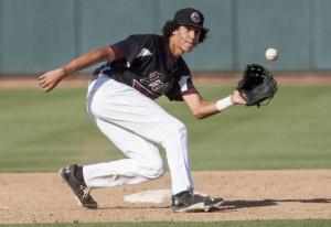 Cole Tucker, shortstop