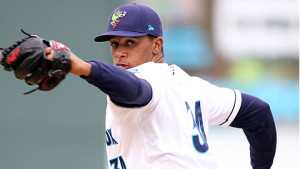Jose Campos, relief pitcher