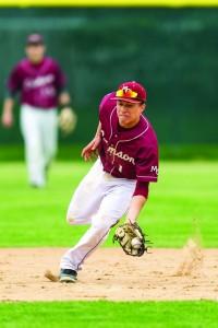Isaac Collins, shortstop