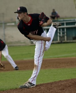 Ryan Castellani, starting pitcher