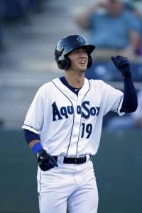 Austin Cousino, left fielder