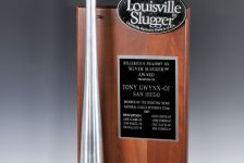 Louisville Slugger Batting Champion Watch