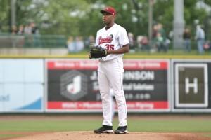 Zach Bird, starting pitcher