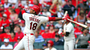 Oscar Taveras, left fielder