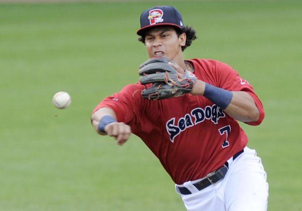 António Hernández, third baseman
