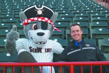 Q&A with GM of the Seawolves.