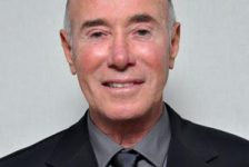David Geffen Spotted At CBL Towers