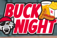 Erie Seawolves Buck Night April 22nd