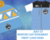 Howlers – Saturday, July 27 – Christmas in July | Winter Cap Giveaway