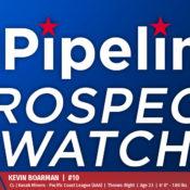 Prospect Watch: Kevin Boarman