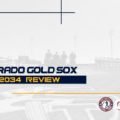 Gold Sox July 2034 Review