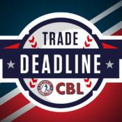 CBL Trade Deadline