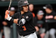 Oregon State's Hit King